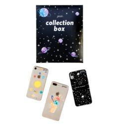 Kit Space Travel 2 (Draw Universe Handwritten - Ice Cream Planet - Solar System)