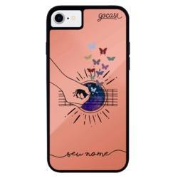 Capinha para celular Mirror - A Paz Que Tu Me Dá By Mari Nolasco