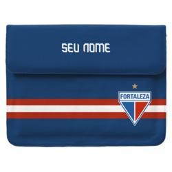 Capa Para Notebook - Fortaleza - Listras Azul - Customizável