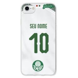 Capinha para celular Palmeiras - Uniforme II - 2019 - Personalizado