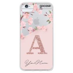 Cover Classical Rose initial Glitter