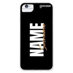 Stylish Black Background Phone Case