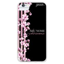 Cover Floral Lines Customizable