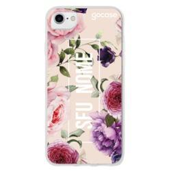 Capinha para celular Meu Floral