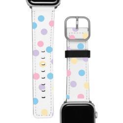 Pulseira Apple Watch - Círculos Coloridos