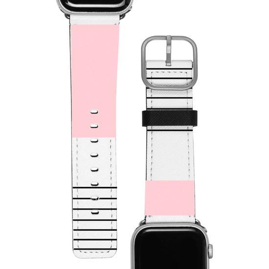 Pulseira Apple Watch - Linhas Tricolor