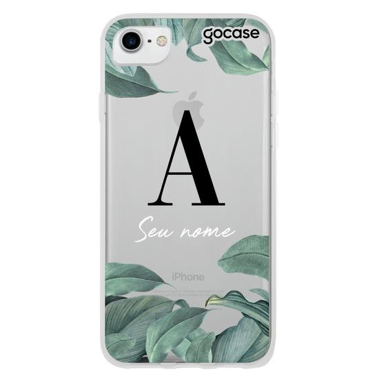 Capinha para celular Tropical Summer Clean