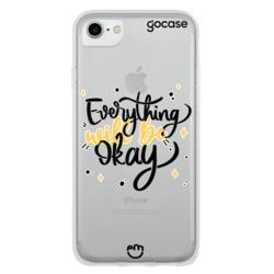 Capinha para celular Everything Will Be Okay