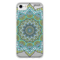 Green Mandala Phone Case
