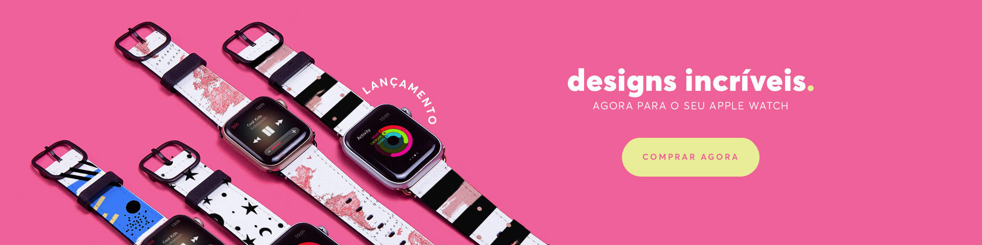 Applewatch desktop novo