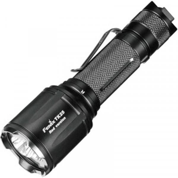 Fenix Lampe Tk25 Red 1