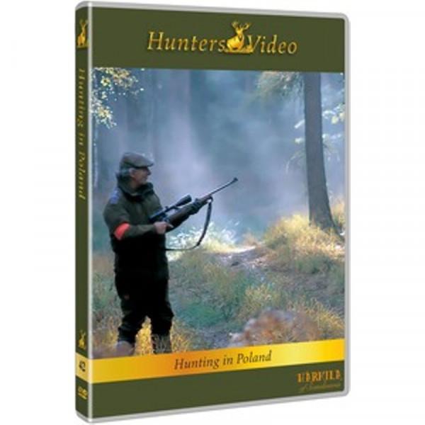 Hunters Video Dvd: Jagd In Polen 1