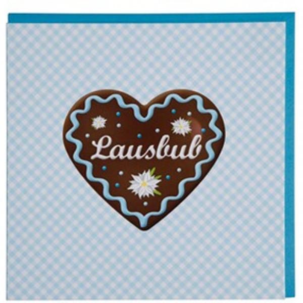 Karte Lausbub, Qk 1