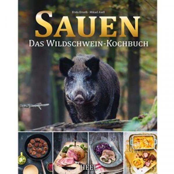 Heel Verlag Buch: Sauen - Das Wildschwein-Kochbuch 1