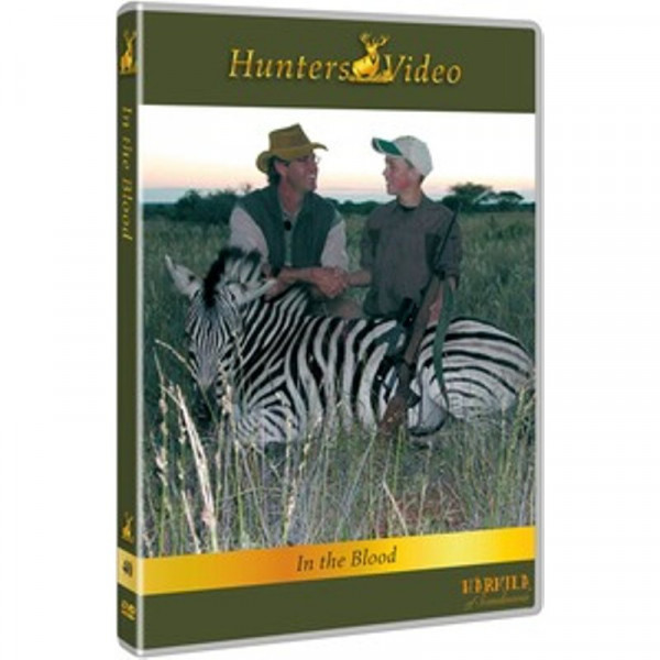 Hunters Video DVD: In the Blood 1