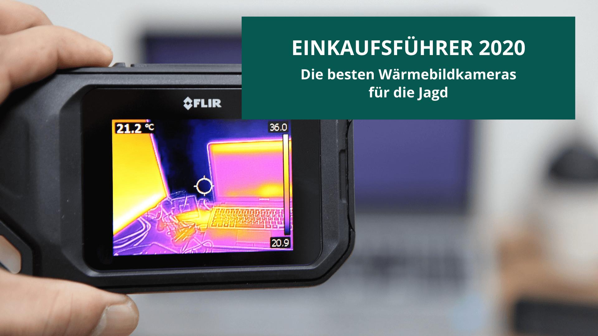 Titelbild - Wärmebildkameras für die Jagd Einkaufsführer 2020
