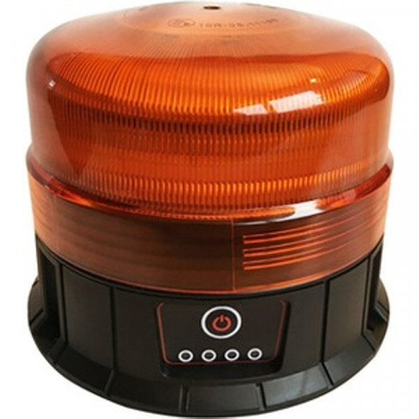 Akku LED Rundumkennleuchte 1