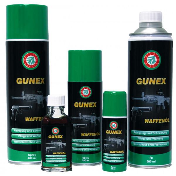 Ballistol Waffenöl Gunex - Spray. Inhalt 200 ml. 2