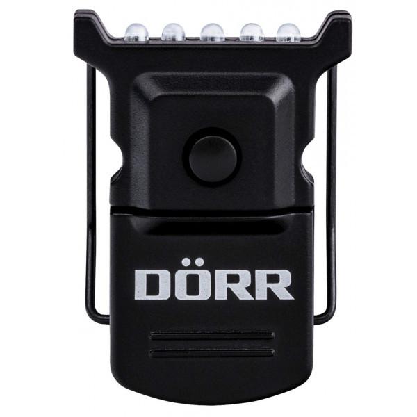 Dörr Micro-LED-Caplight CL-5 mit Clip 2