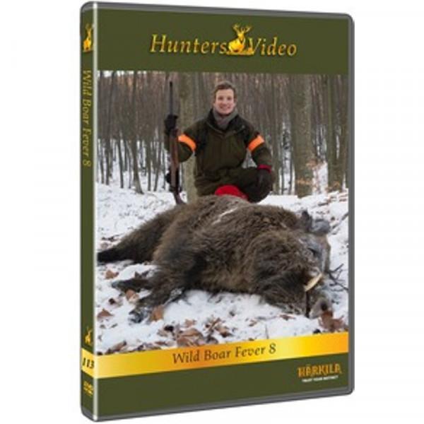 Hunters Video Dvd: Schwarzwildfieber 8 3