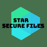 Star Secure Files Logo