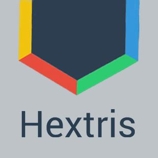 Picture of the Hextris Logo.