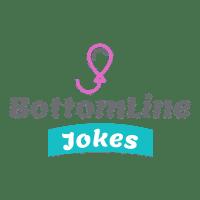 BottomLine Jokes Logo