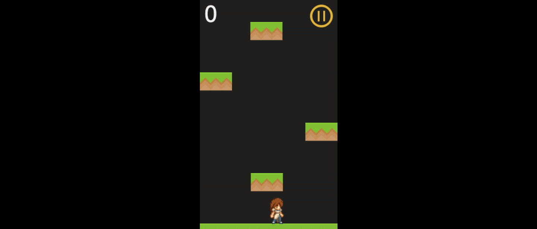 Super Jumpers Game Snapshot.