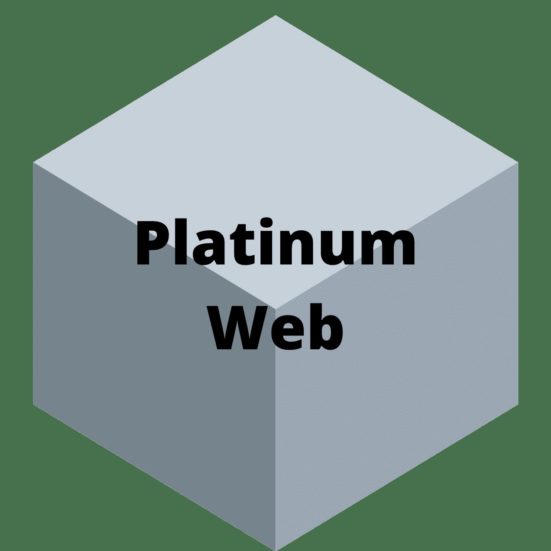 Platinum Web Logo