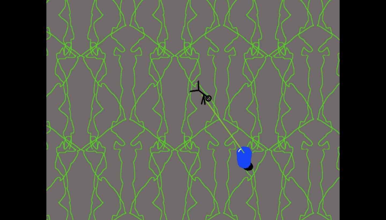 Tree Swinger Game Snapshot.