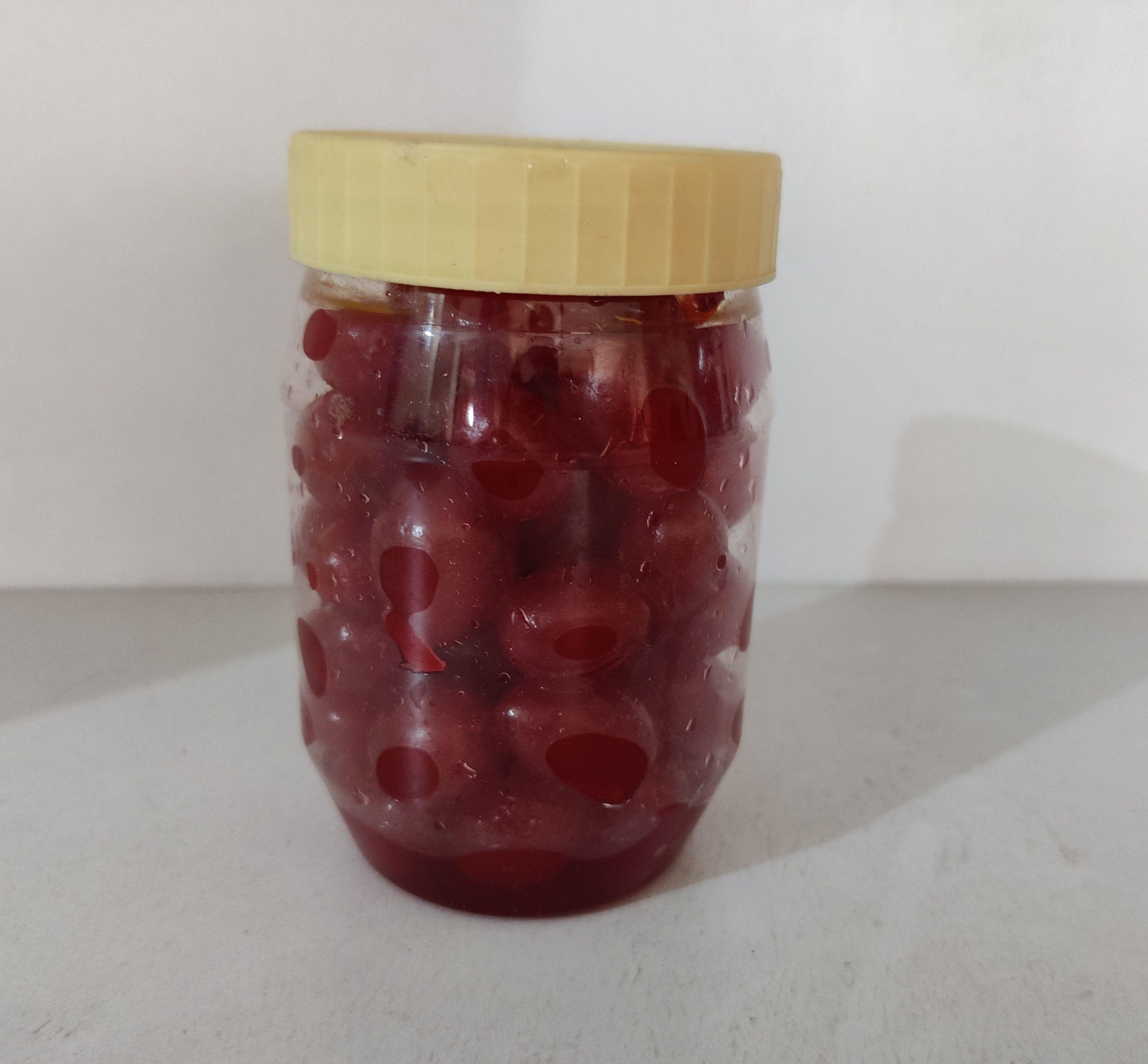 Read cherry juicy red cherry 250gm