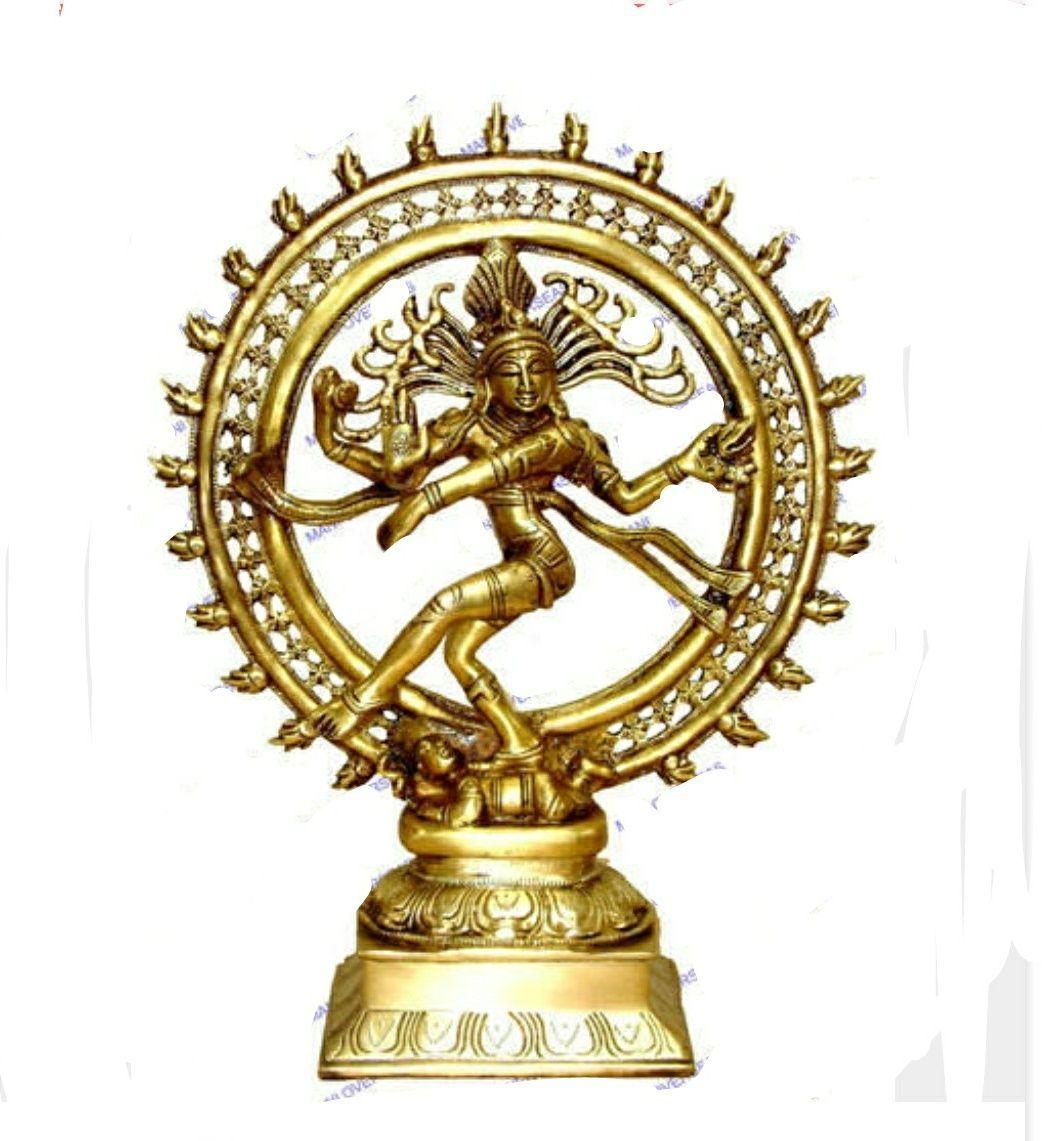 Natraj statue brass nataraj statue Natraj murti 14 inches