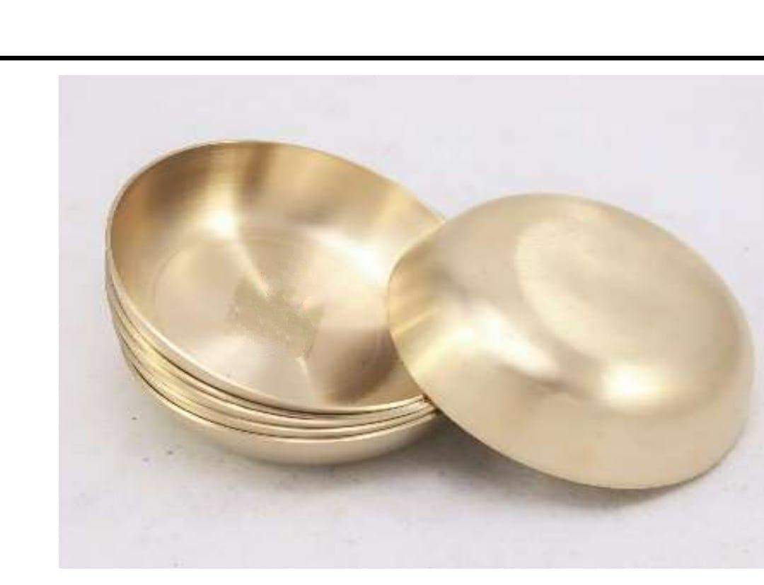 Bronze bowl bronze halwa plate kanse ki katori