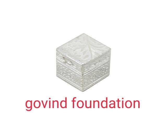 Silver box square pure silver square shape box designer 1.5×1.5 inches