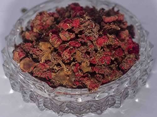 Dry anar phool dry pomegranate flower gule anar madulai 100gm