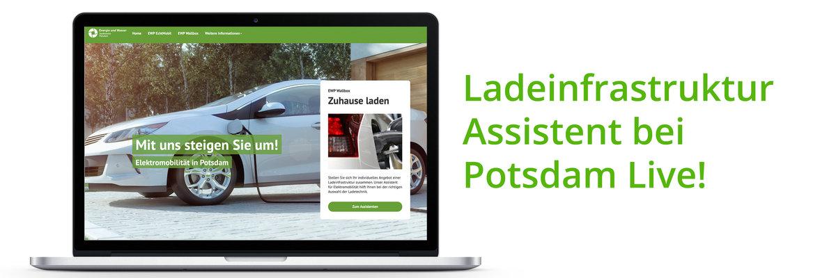 Wallbox-Assistent bei Stadtwerke Potsdam geht live