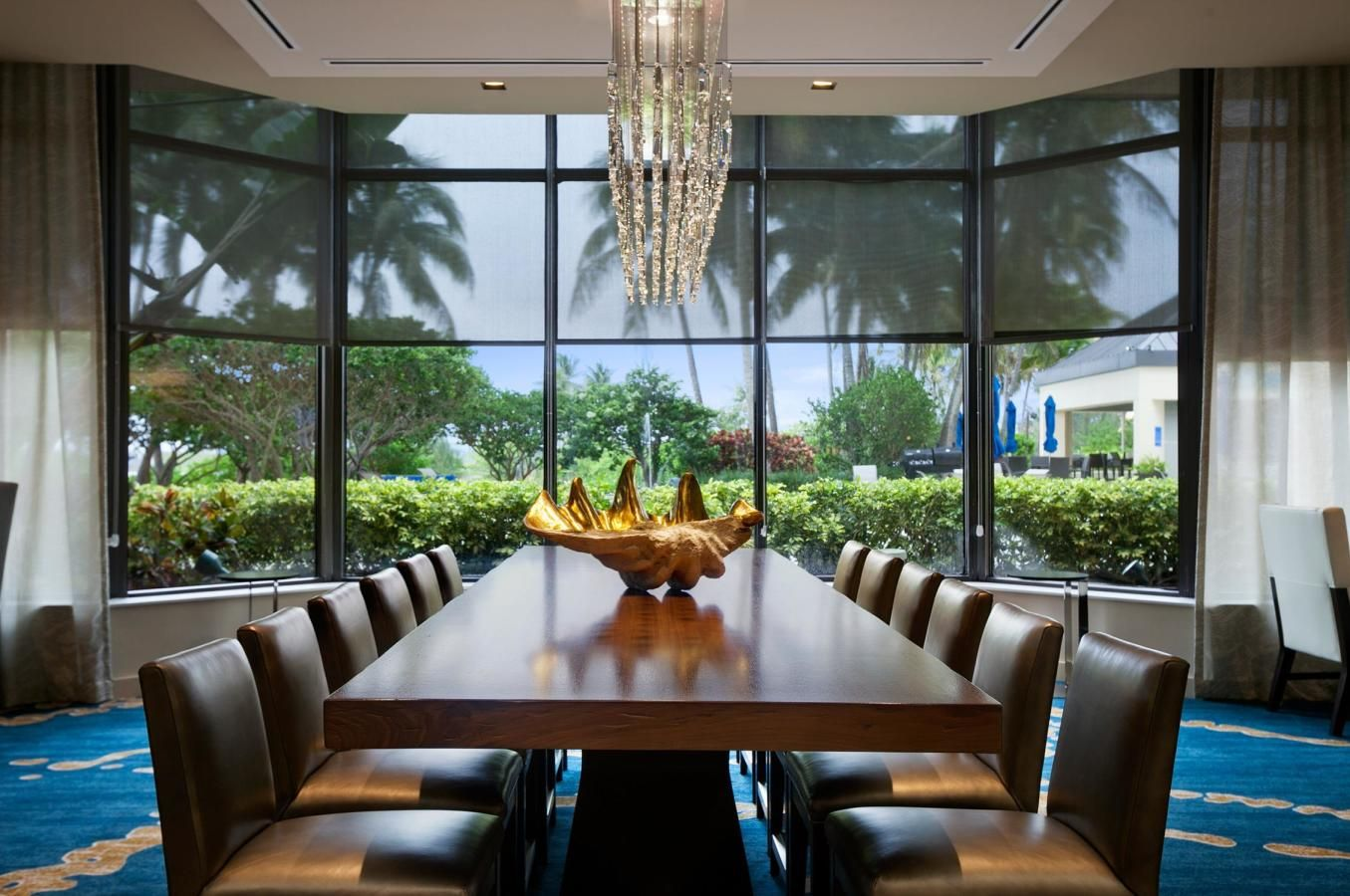 Hilton Miami Airport Blue Lagoon Meeting Space