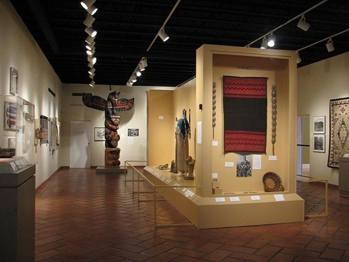 Lowe Art Museum Native American Gallery