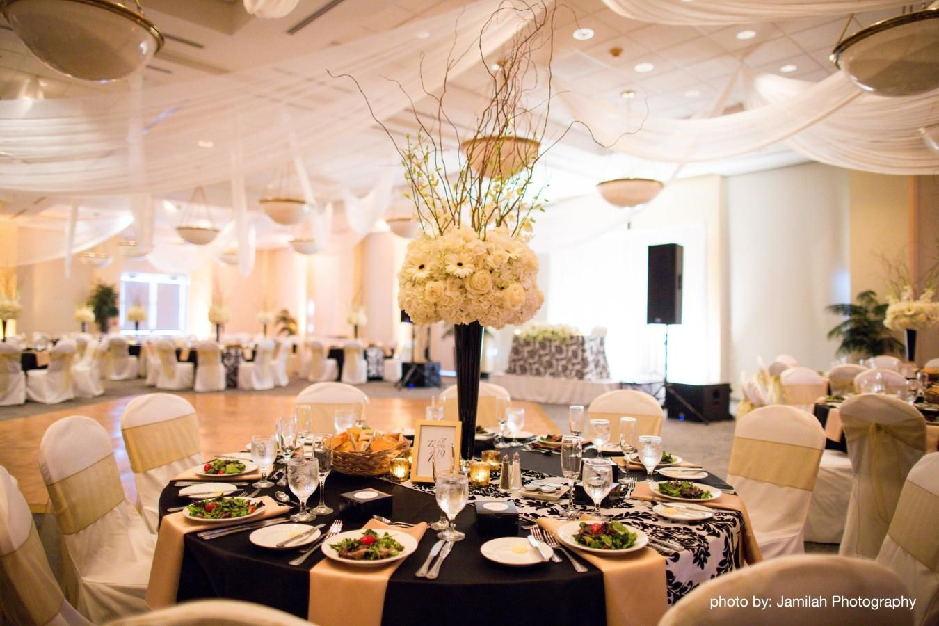 Waterfront Wedding Receptions