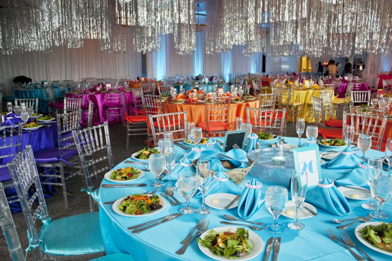 Bar/Bat Mitzvahs in Bayview Grand Ballroom