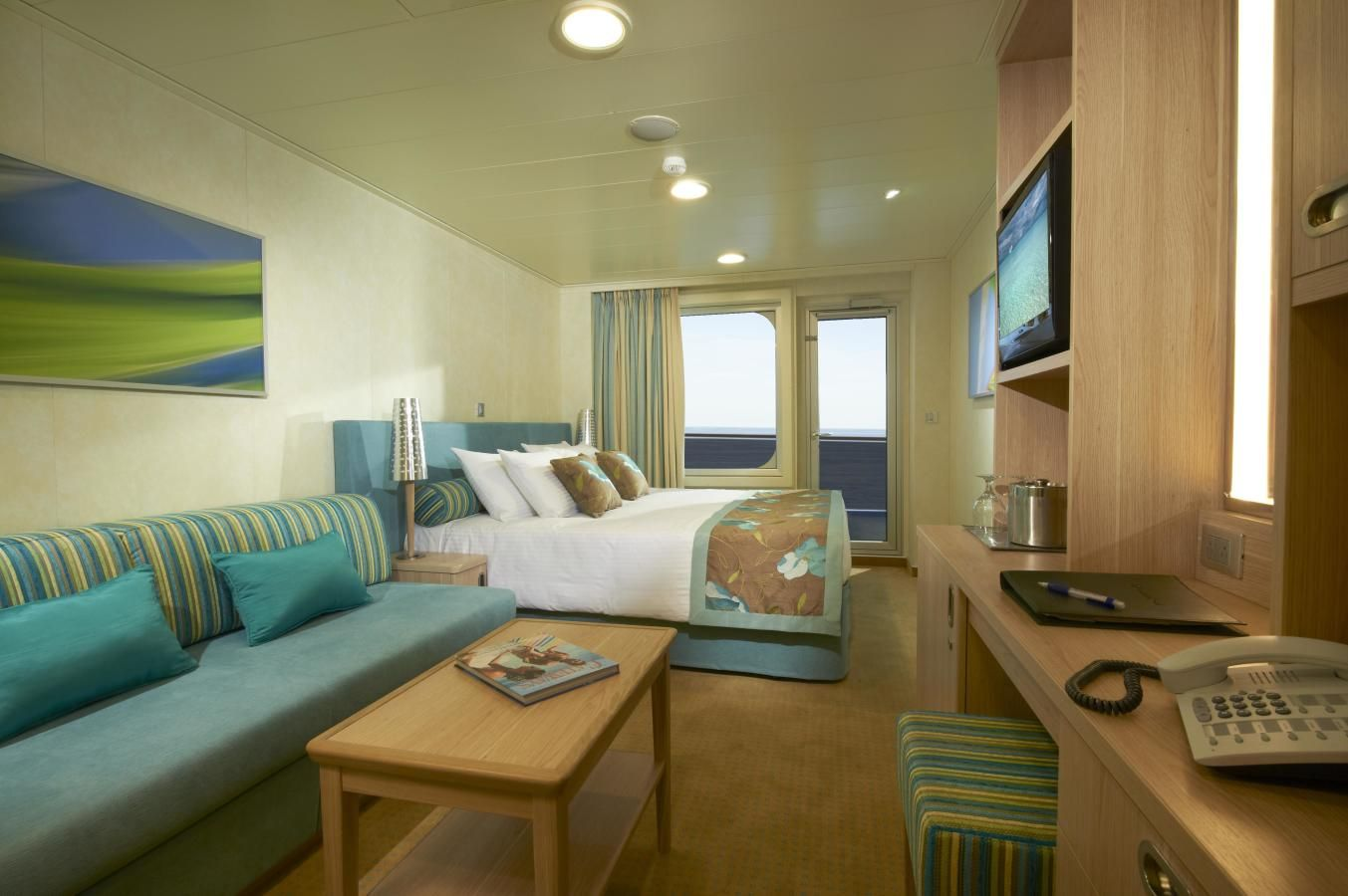 Carnival Breeze Cloud 9 Spa Cabine