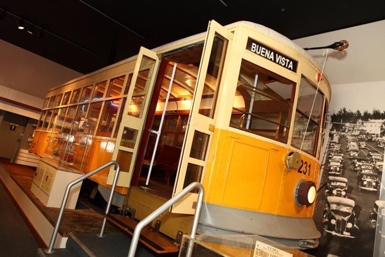 Trolley des années 1920