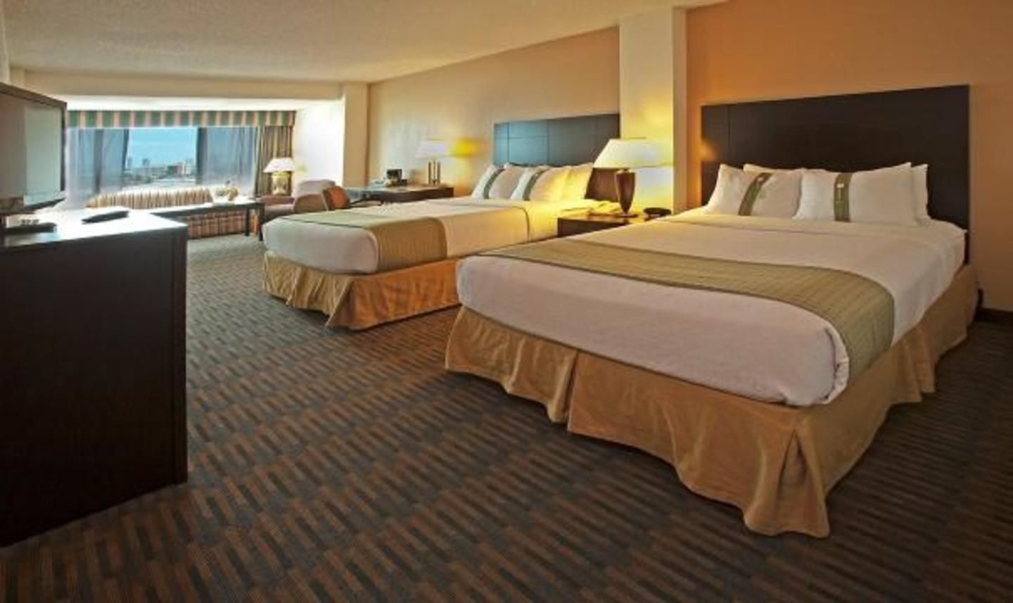 Holiday Inn Port of Miami/Downtown - Double Room