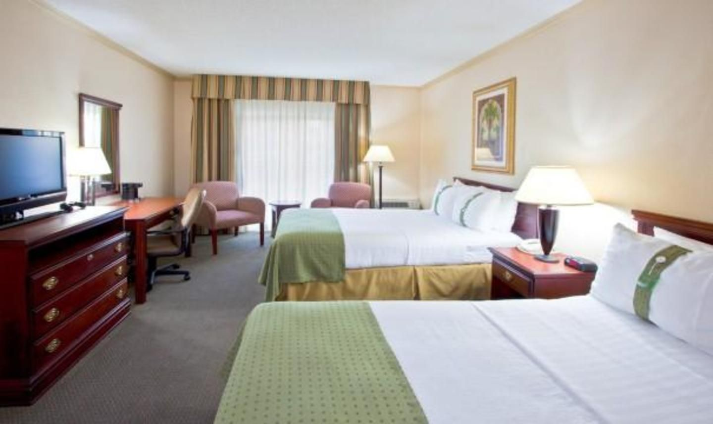 Holiday Inn Coral Gables - Double room
