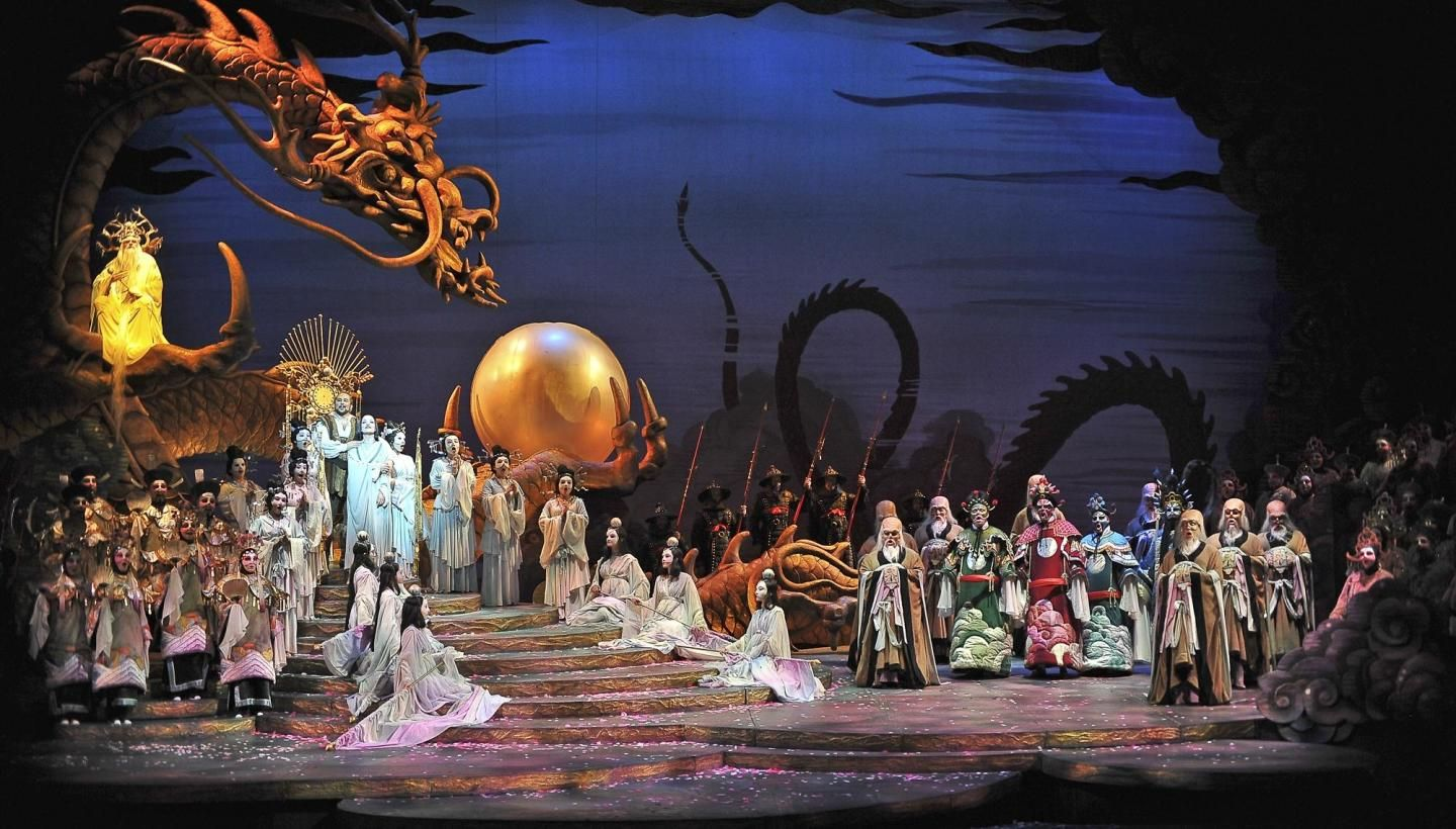Florida Grand Opera's Turandot 2010