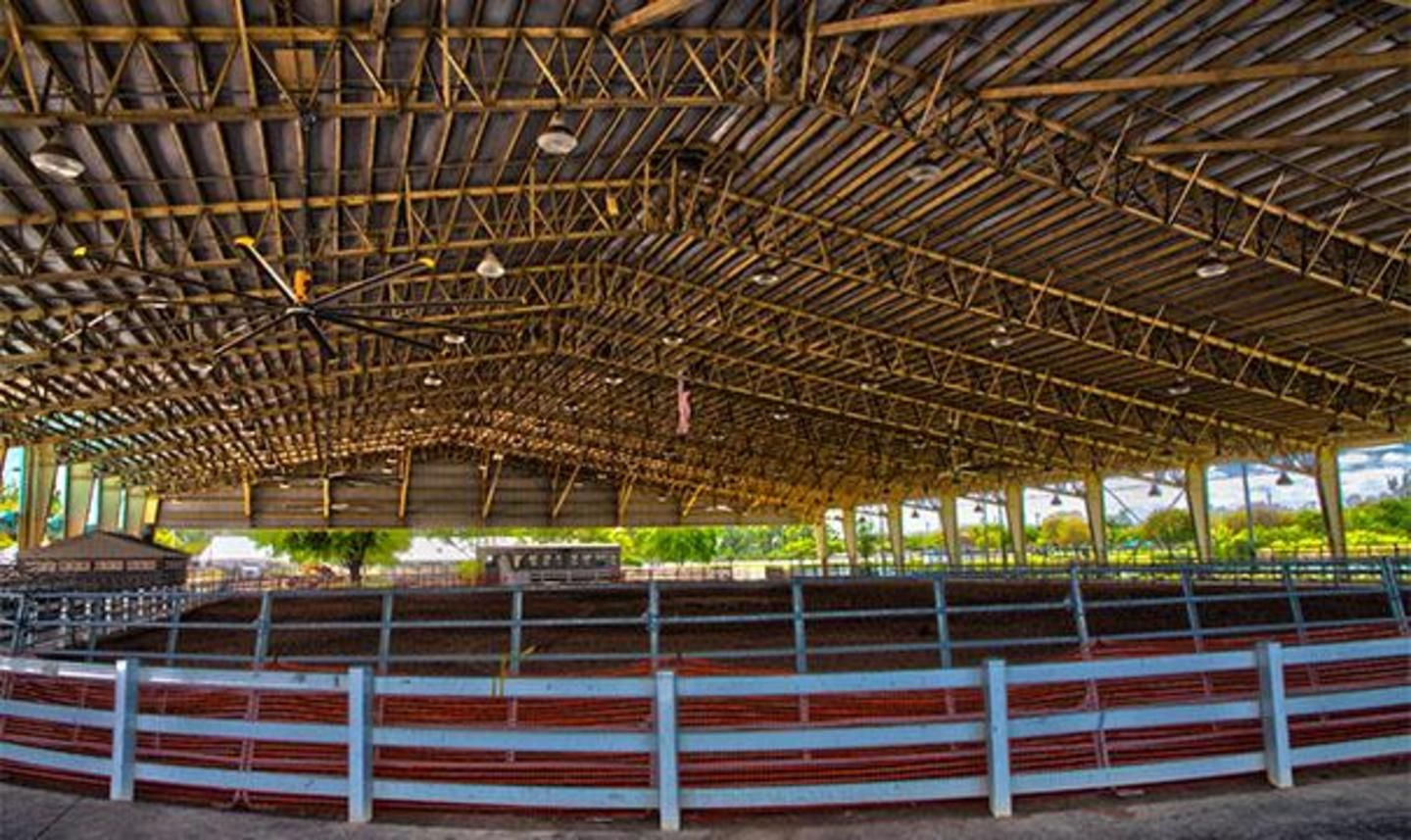 Tropical Park Equestrian Center