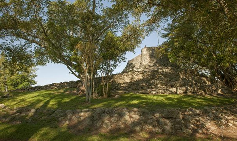 Greynolds Park Castle