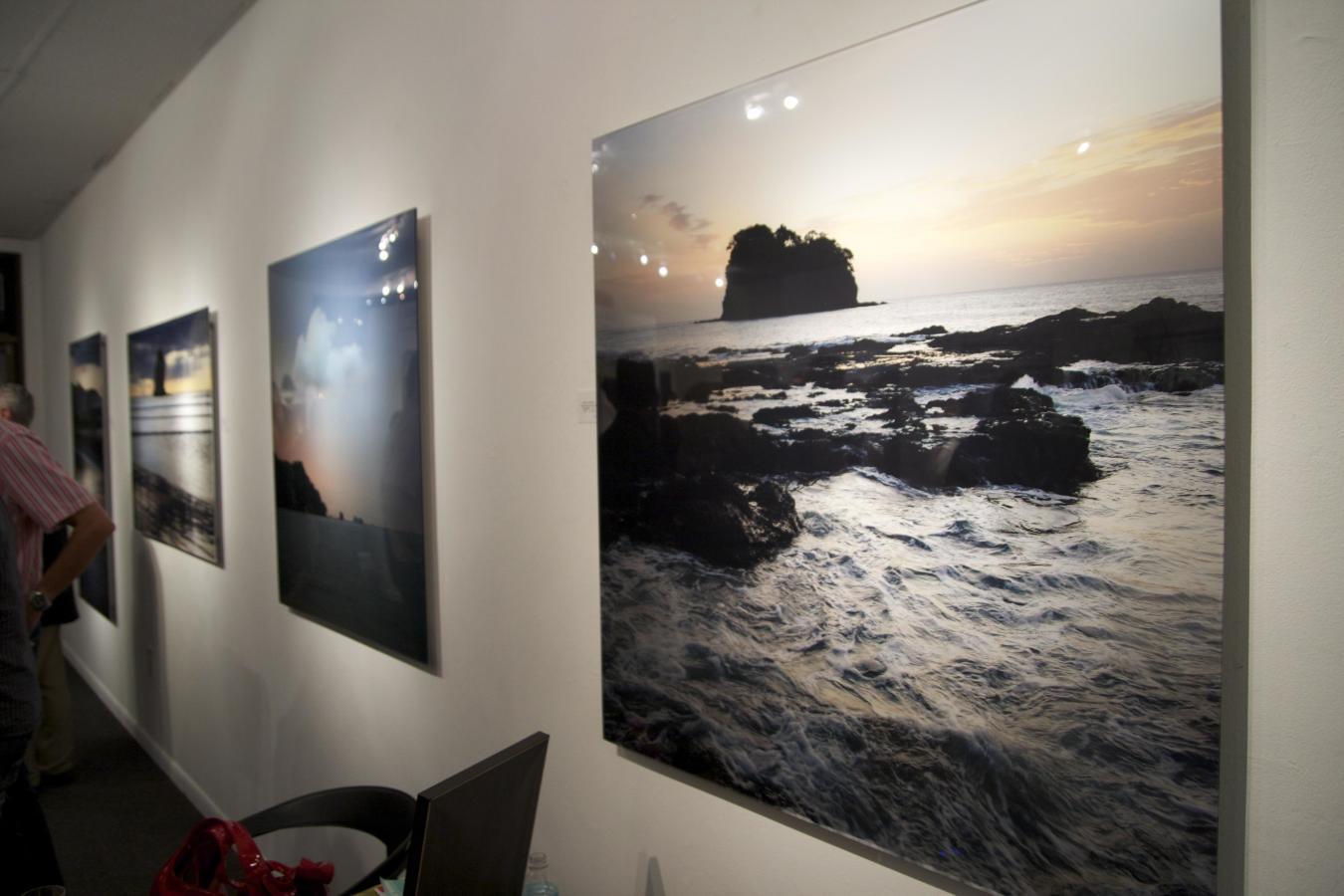 Fine Art Gallery Mounting
