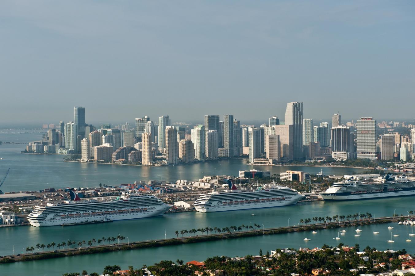 PortMiami --Kreuzfahrthauptstadt der Welt