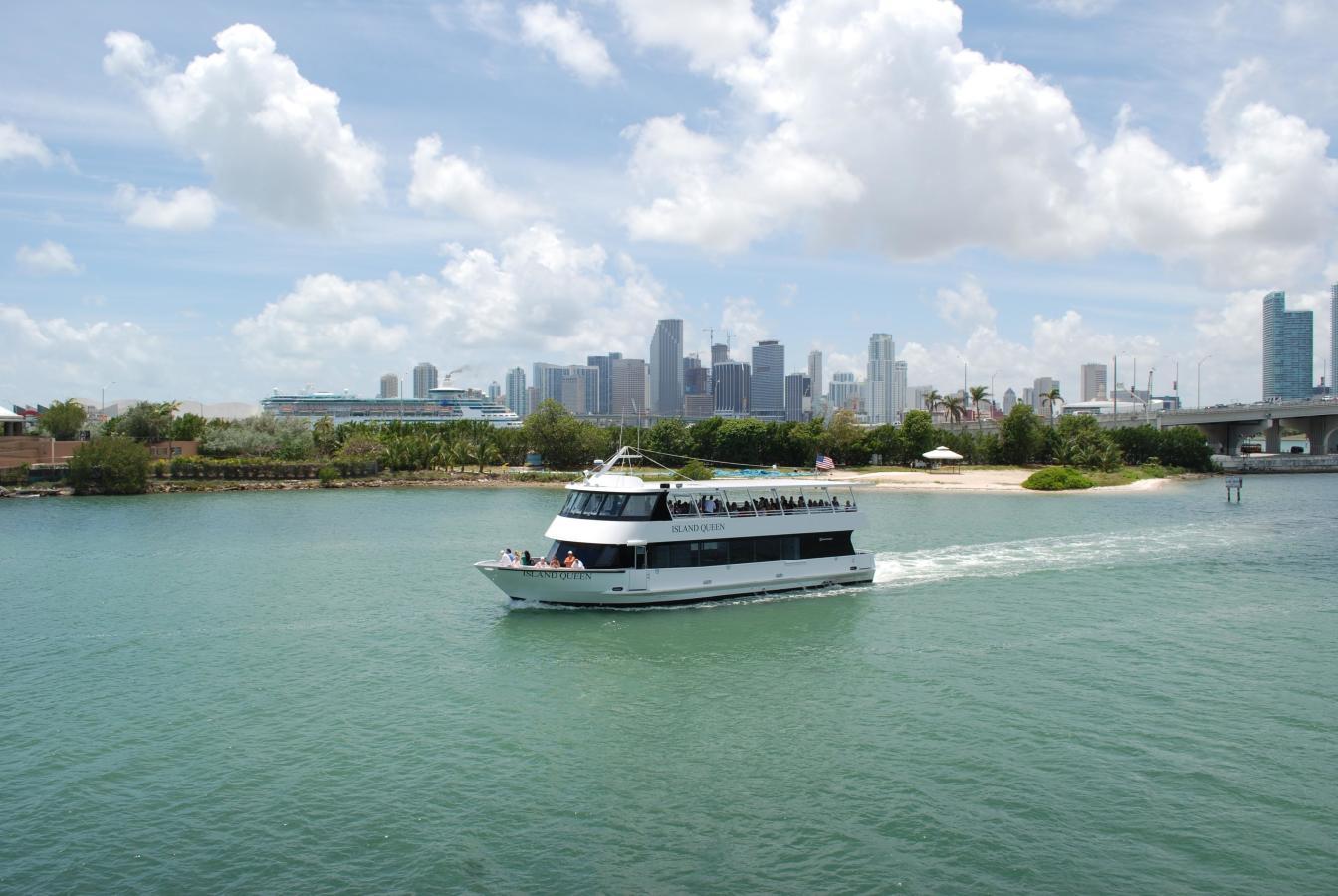 Island Queen Cruises